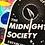 Thumbnail: midnight society ARE YOU AFRAID OF THE DARK iron on patch
