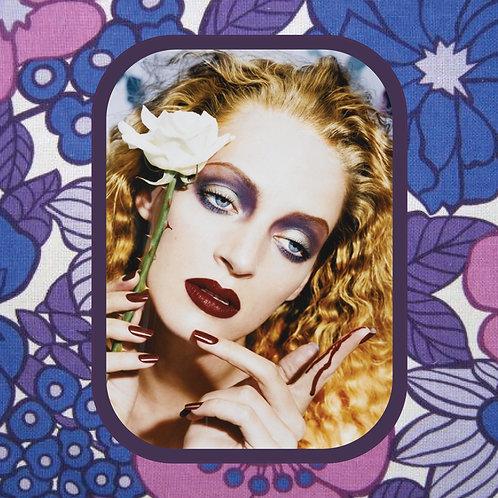 uma thurman - 90s fashion babe - vinyl sticker