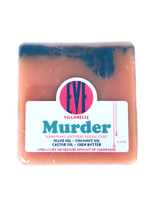 killing eve villanelle hand made vegan soap