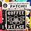 Thumbnail: COFFEE PLEASE iron on patch