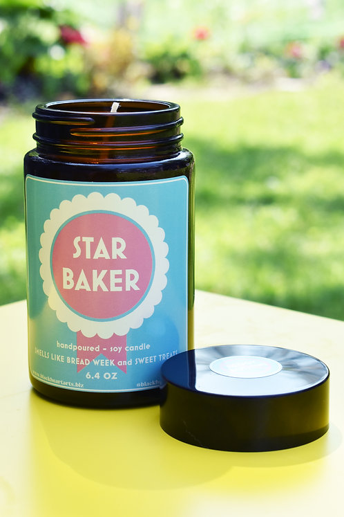 STAR BAKER soy candle