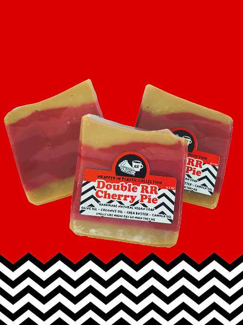 Double RR Cherry Pie Soap