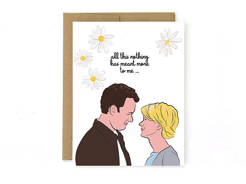 you've got mail - inspired love card