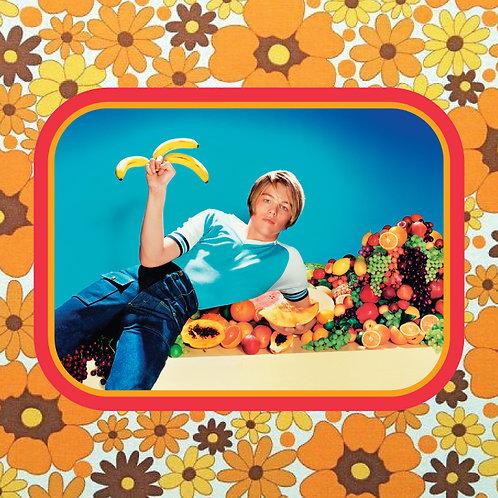 leonardo dicaprio - banana boy - vinyl sticker