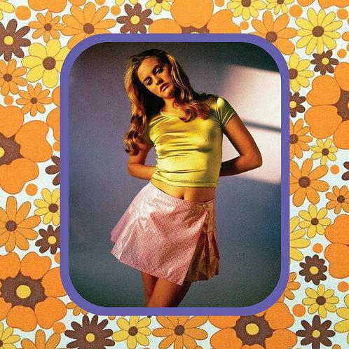 alicia silverstone - best outfit - vinyl sticker