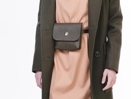 Кожаные поясные сумки | Интернет-магазин Am'Werkstatt