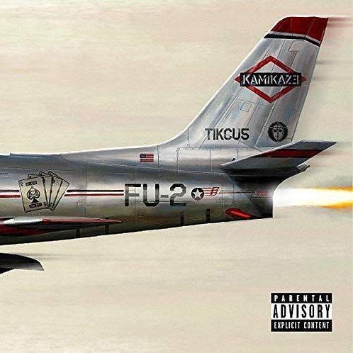 Eminem-Kamikaze Olive Green Vinyl
