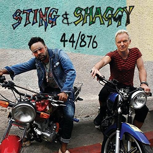 Sting and Shaggy - 44/876 (180 Gram Vinyl) (L.P.)