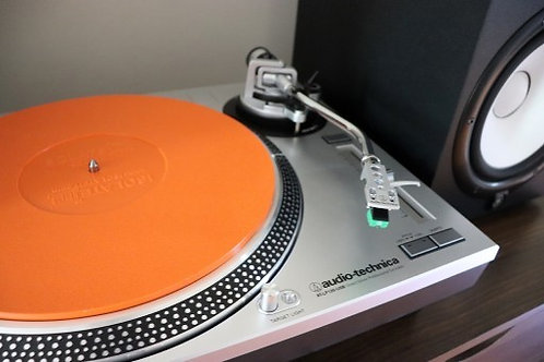 Isolate It! Sorbothane AudioPhile Grade Turntable Slipmat