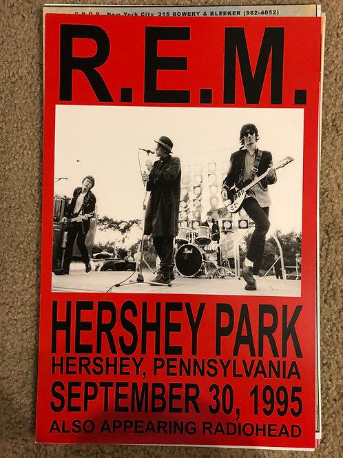 R.E.M Hershey Park