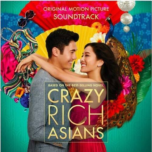 Crazy Rich Asians OST Vinyl (LP)