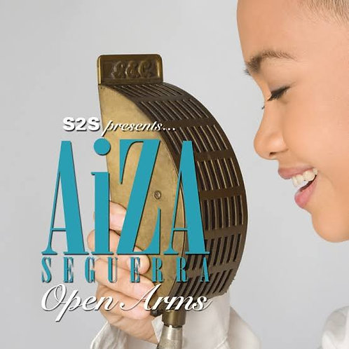 Aiza Seguerra- Open Arms Limited Edition Vinyl