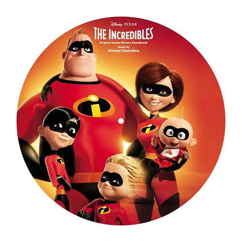 Soundtrack - The Incredibles (picture disc) LP