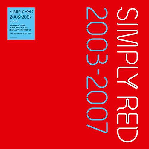 Simply Red 2003-2007 (LP)