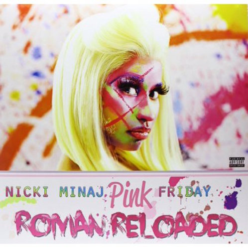 Minaj, Nicki - Pink Friday: Roman Reloaded..(2PC) (L.P.)