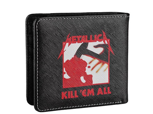 Metallica Kill 'em All Wallet