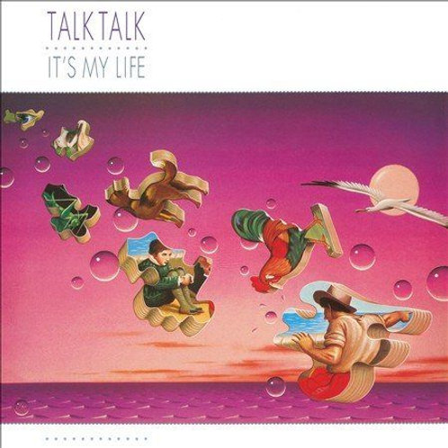 Talk Talk - It's My Life (L.P.)