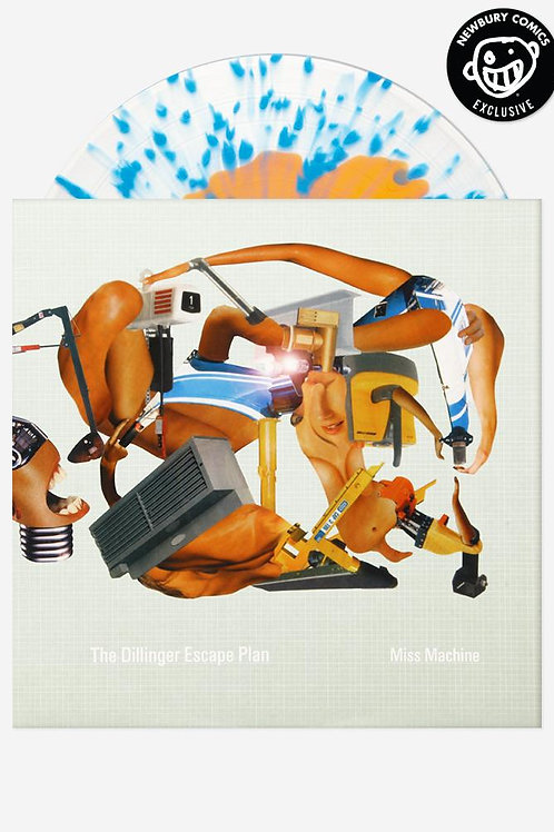 The Dillinger Escape Plan- Mis Machine Newbury Exclusive Vinyl