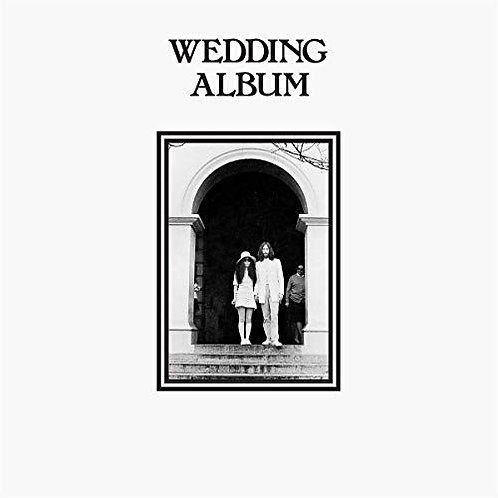 John Lennon Yoko Ono Wedding Album (2 LP Box Set)