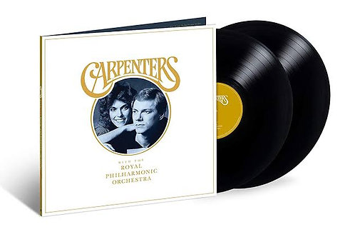 Carpenters with the Royal Philharmonic Orchestra(2 LP Vinyl)