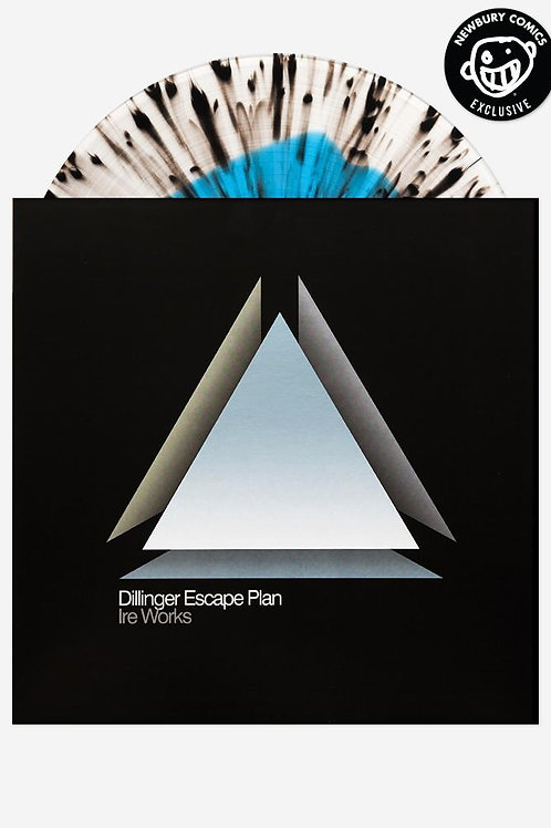 The Dillinger Escape Plan- Ire Works Exclusive LP