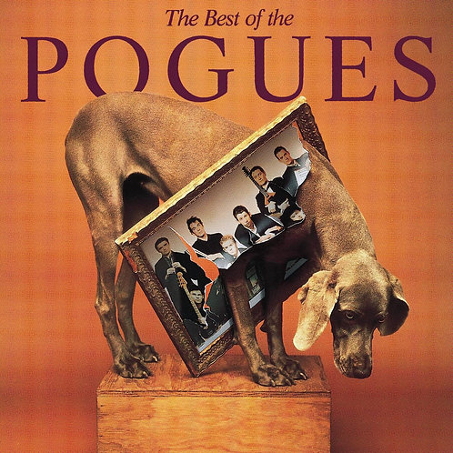 Pogues - Best of the Pogues (Back to the 80's Exclusive) LP