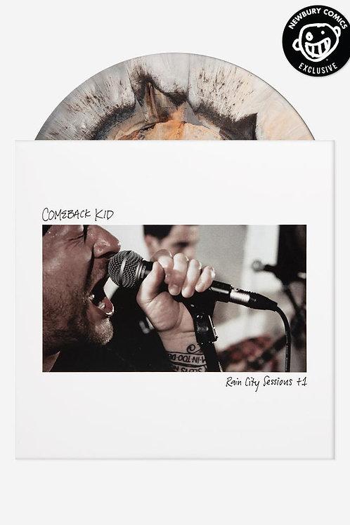 The Comeback Kid- Rain City Sessions EP Newbury Exclusive Vinyl LP