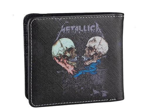 Metallica Sad But True Wallet