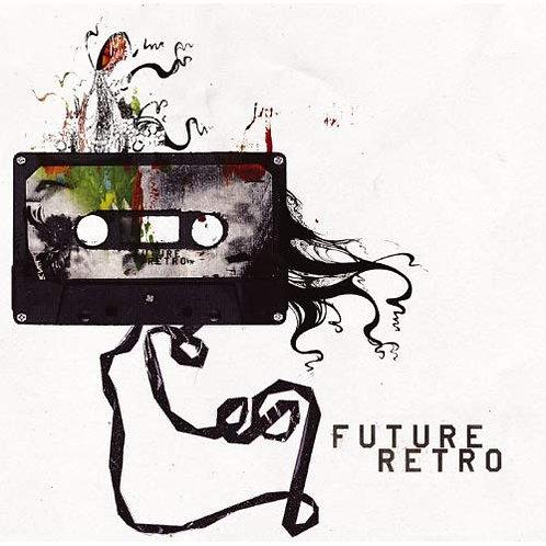 Various Artists-Future Retro (LP)