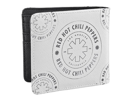 Red Hot Chilli Peppers Outline Asterisk Wallet