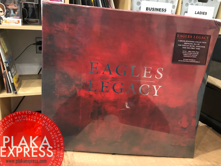 Hell Freezes Over Now in Eagles Legacy Box Set