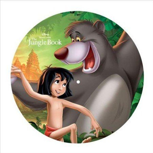 Soundtrack - The Jungle Book (picture disc) LP