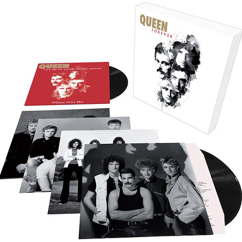 Queen Forever Box Set (5 LP)