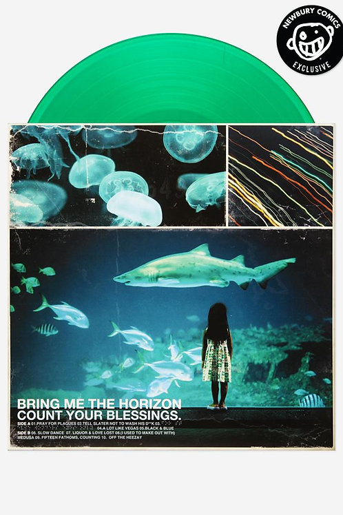 Bring Me The Horizon- Count Your Blessings Newbury Exclusive Colored Vinyl