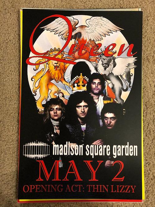 Queen Madison Square Garden