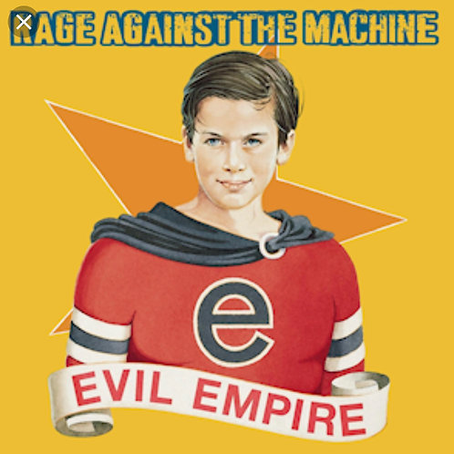 Rage Against The Machine ‎– Evil Empire (LP)