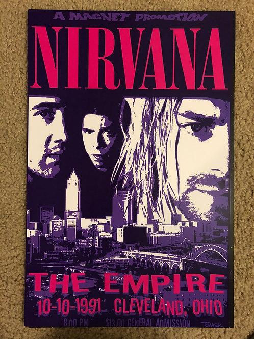 Nirvana The Empire