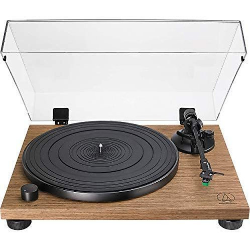 Audio Technica AT-LPW40WN - Fully Manual Belt-Driven Turntable