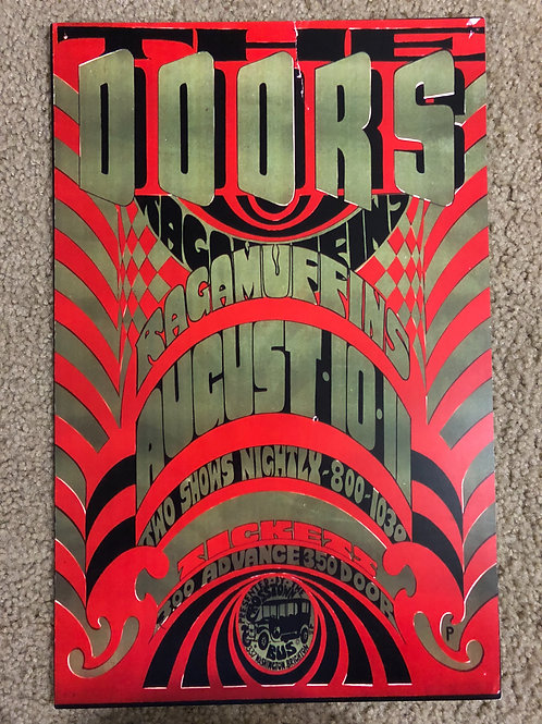The Doors Ragamuffin (11x17)