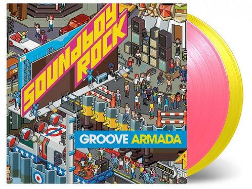 Groove Armada – Soundboy Rock ( Vinyl, LP, Album, Yellow&Pink 180 Gms)