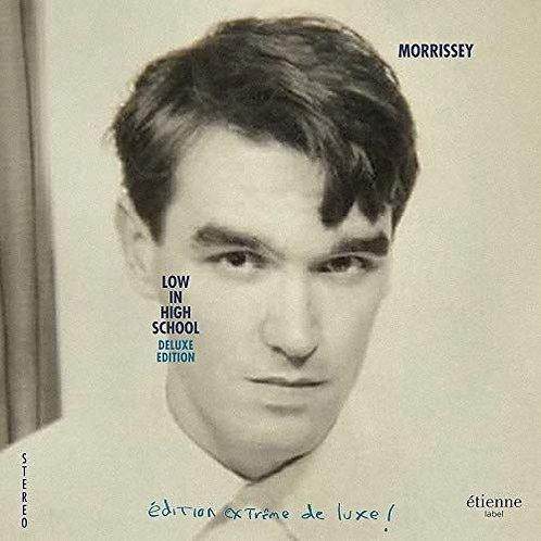 Morrissey- Low in High School (De Luxe LP Edition)
