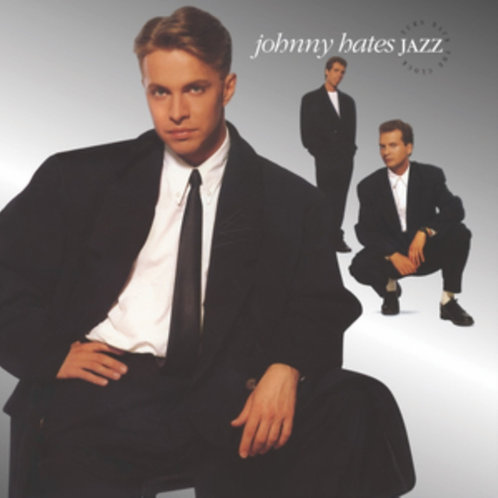 Johnny Hates Jazz- Turn Back The Clock (LP)