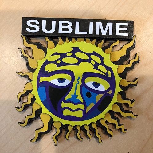 Sublime Logo Magnet