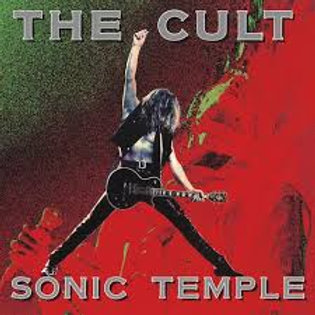 The Cult- Sonic Temple (30th Anniversary 2 LP)