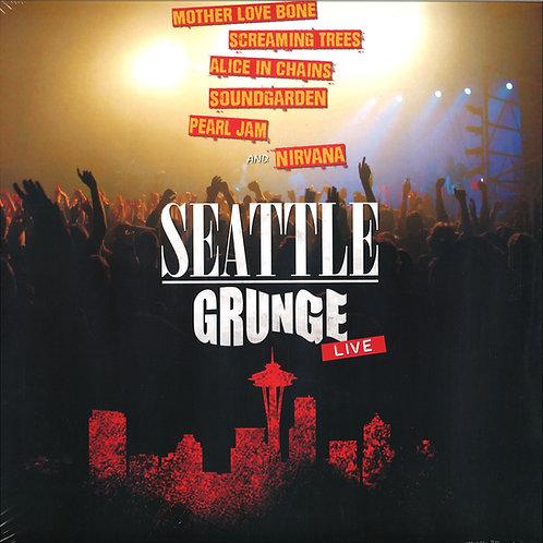 Various Artists- Seattle Grunge Live (LP)