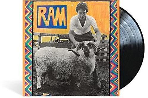 Paul McCartney & Linda - Ram (180 Gram Vinyl)