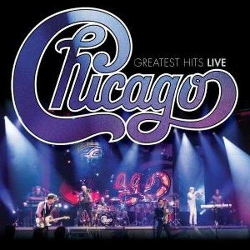 Chicago- Greatest Hits Live (2 LP Vinyl)