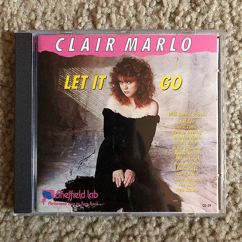 Clair Marlo- Let it Go (CD)