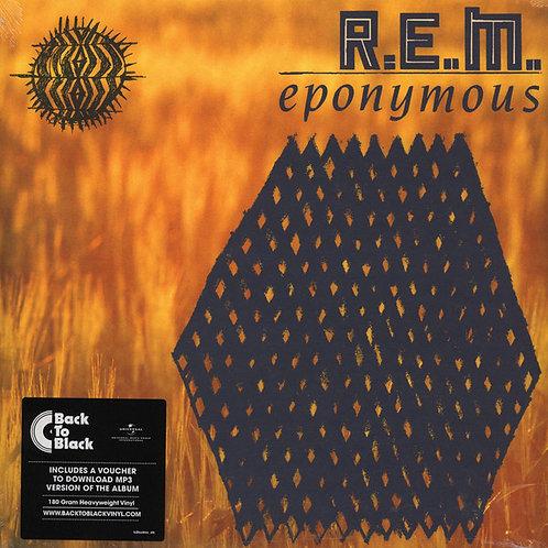 R.E.M. - Eponymous (LP)