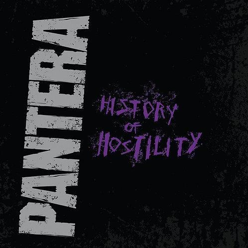 Pantera - History of Hostility (L.P.)